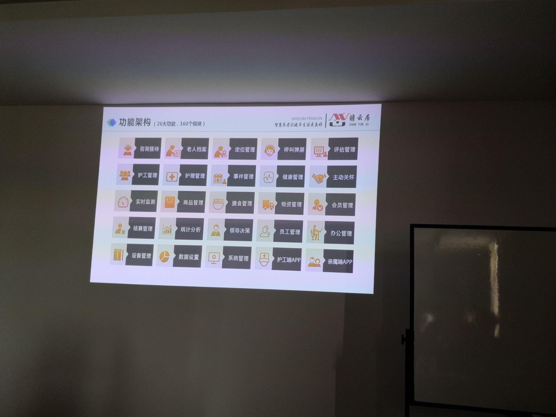 项目培训-余干县智慧千亿国际娱乐网址